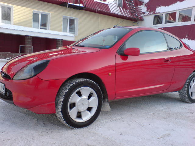 1998 ford puma pictures  1 4l   gasoline  ff  manual for sale