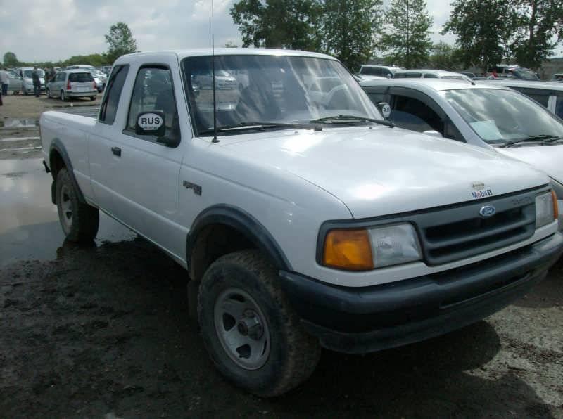 1995 ford ranger manual transmission