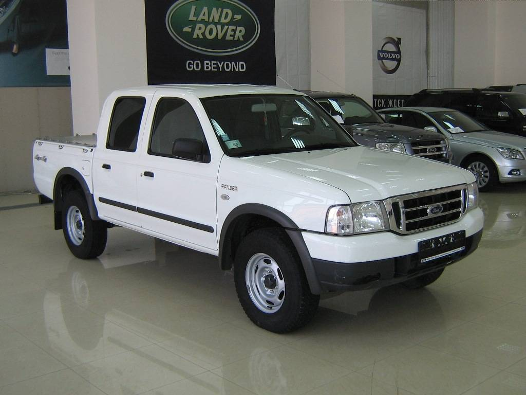1998 Ford F150 Accessories 2006 FORD Ranger Pictures, 2.5l., Diesel, Manual For Sale