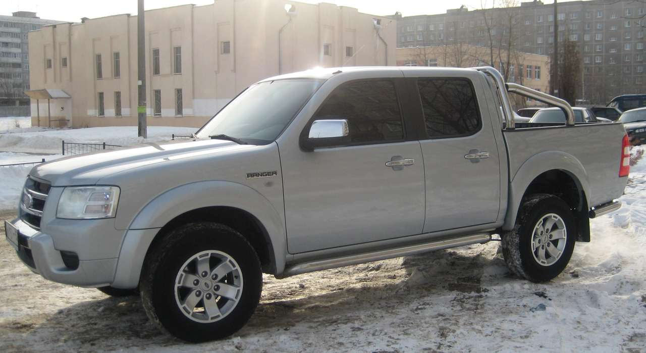 Used Ford Ranger For Sale >> 2009 FORD Ranger specs, Engine size 2500cm3, Fuel type ...