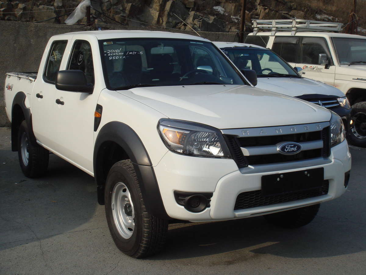 2010 Ford Ranger Pics 2 5 Gasoline Manual For Sale