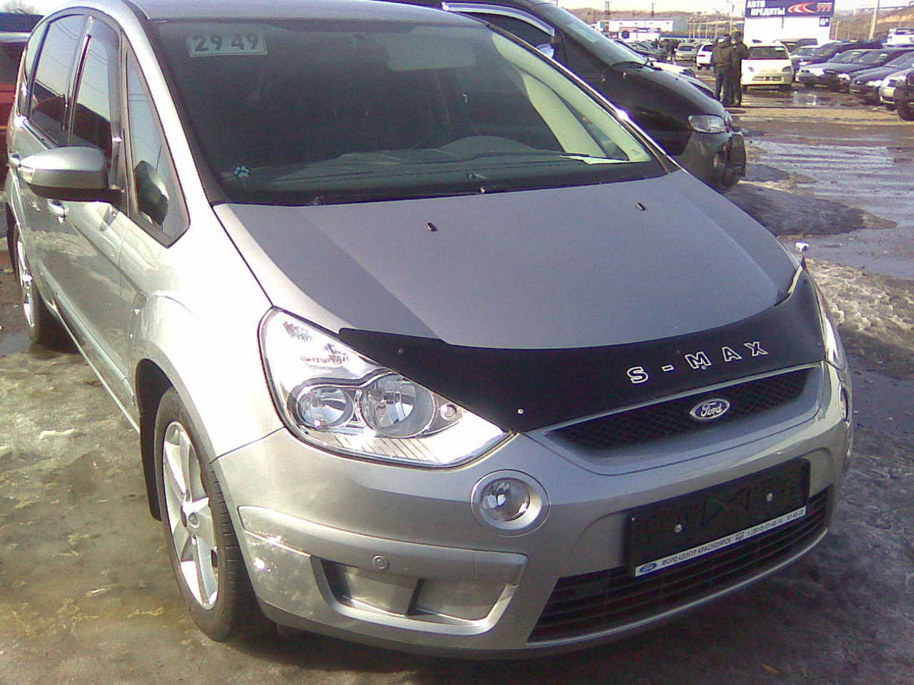 2007 ford s max pictures diesel ff manual for sale. Black Bedroom Furniture Sets. Home Design Ideas