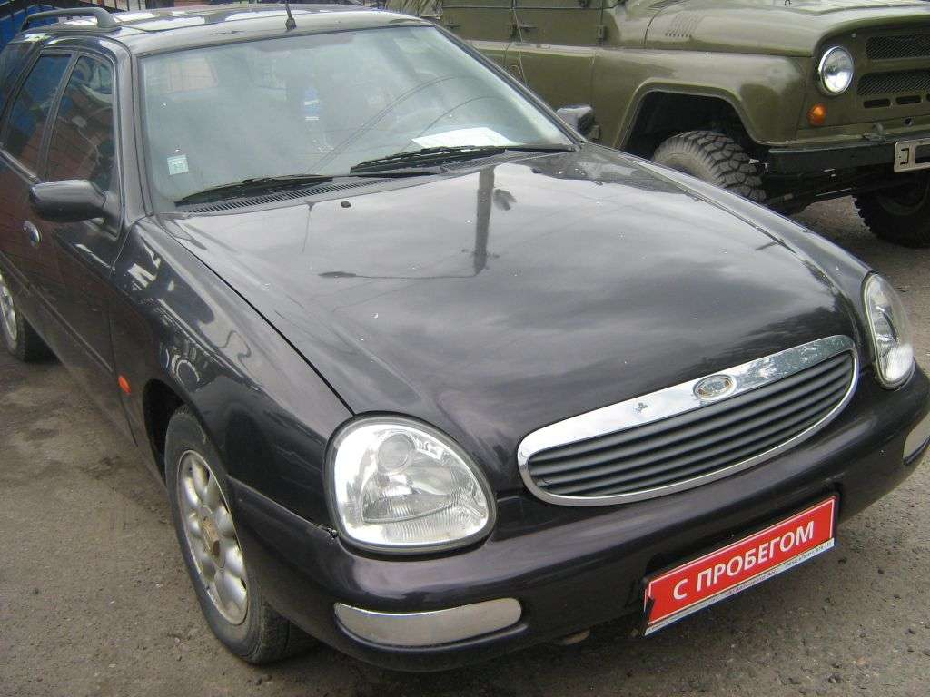 used 1995 ford scorpio photos 2000cc gasoline ff manual for sale. Black Bedroom Furniture Sets. Home Design Ideas