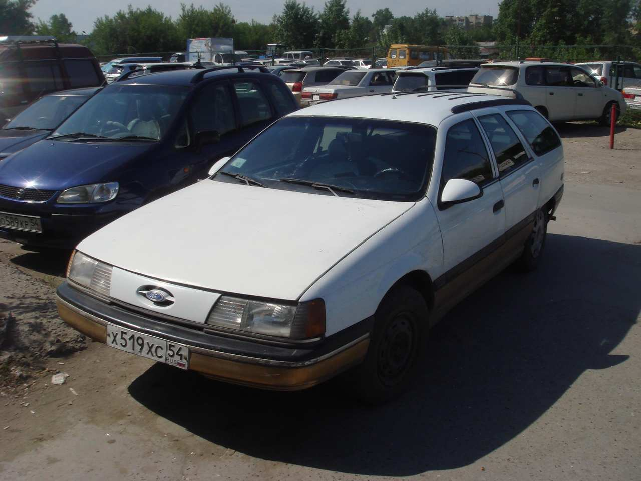 1989 Ford Taurus Pics  3 0  Gasoline  Ff  Automatic For Sale