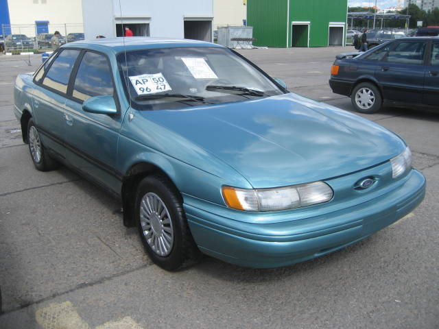 Used Ford Taurus >> 1993 FORD Taurus Pictures, Automatic For Sale