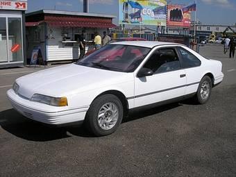 1989 FORD Thunderbird & 1989 FORD Thunderbird For Sale 3800cc. Gasoline FR or RR ... markmcfarlin.com