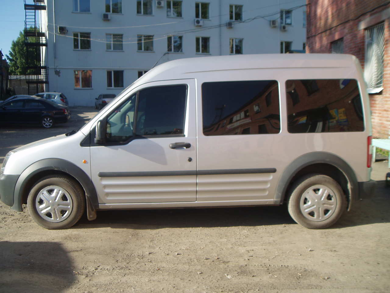 used 2007 ford tourneo connect photos 1800cc gasoline. Black Bedroom Furniture Sets. Home Design Ideas