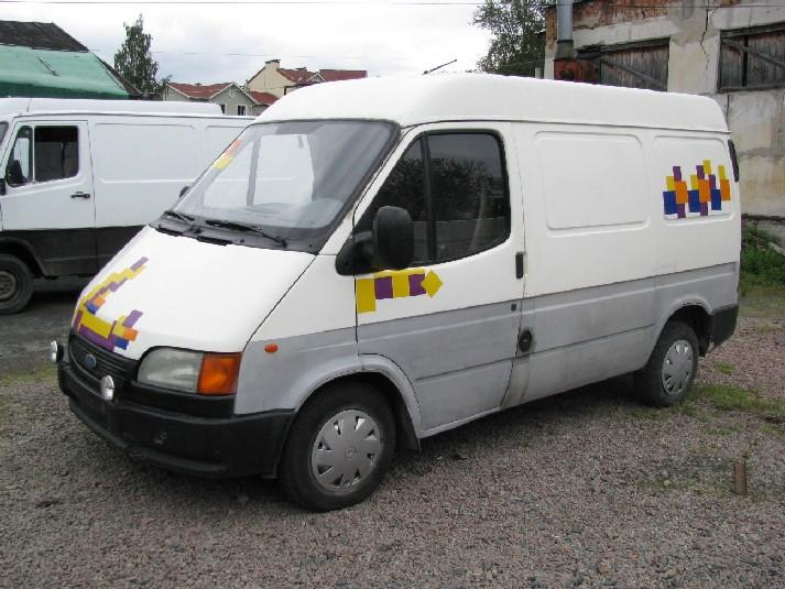 used 1995 ford transit photos 2500cc diesel fr or rr manual for sale. Black Bedroom Furniture Sets. Home Design Ideas