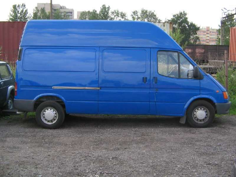 Used Ford Transit Connect >> 1997 FORD Transit Pictures, 2500cc., Diesel, FR or RR, Manual For Sale