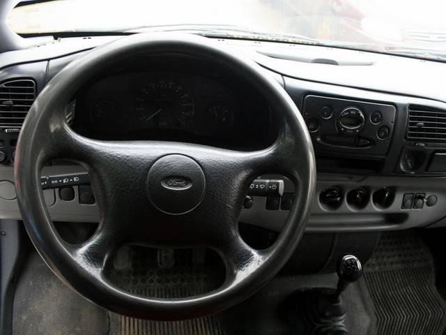 мануал форд транзит 1999