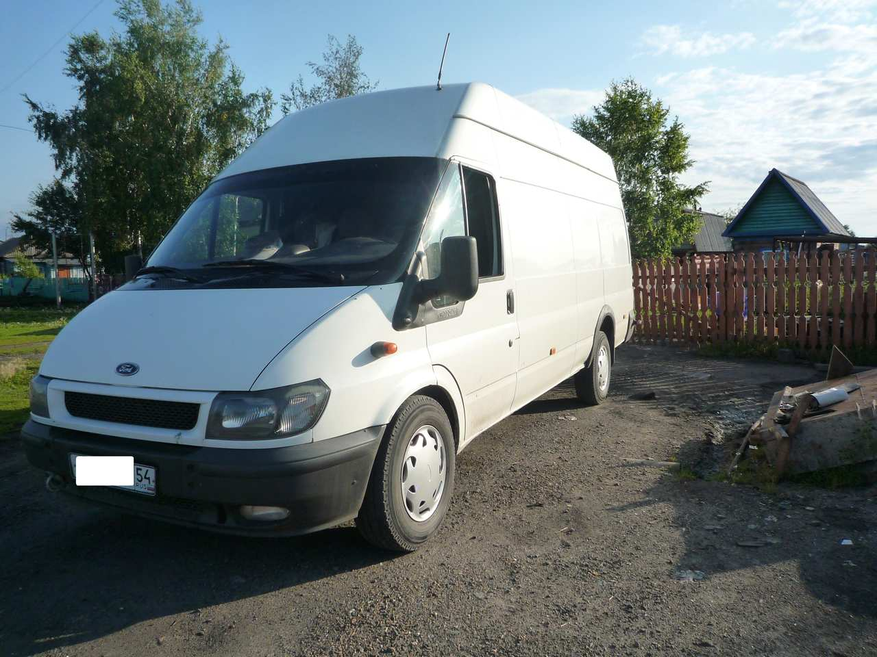 2001 Ford Transit Photos 2 5 Diesel Fr Or Rr Manual