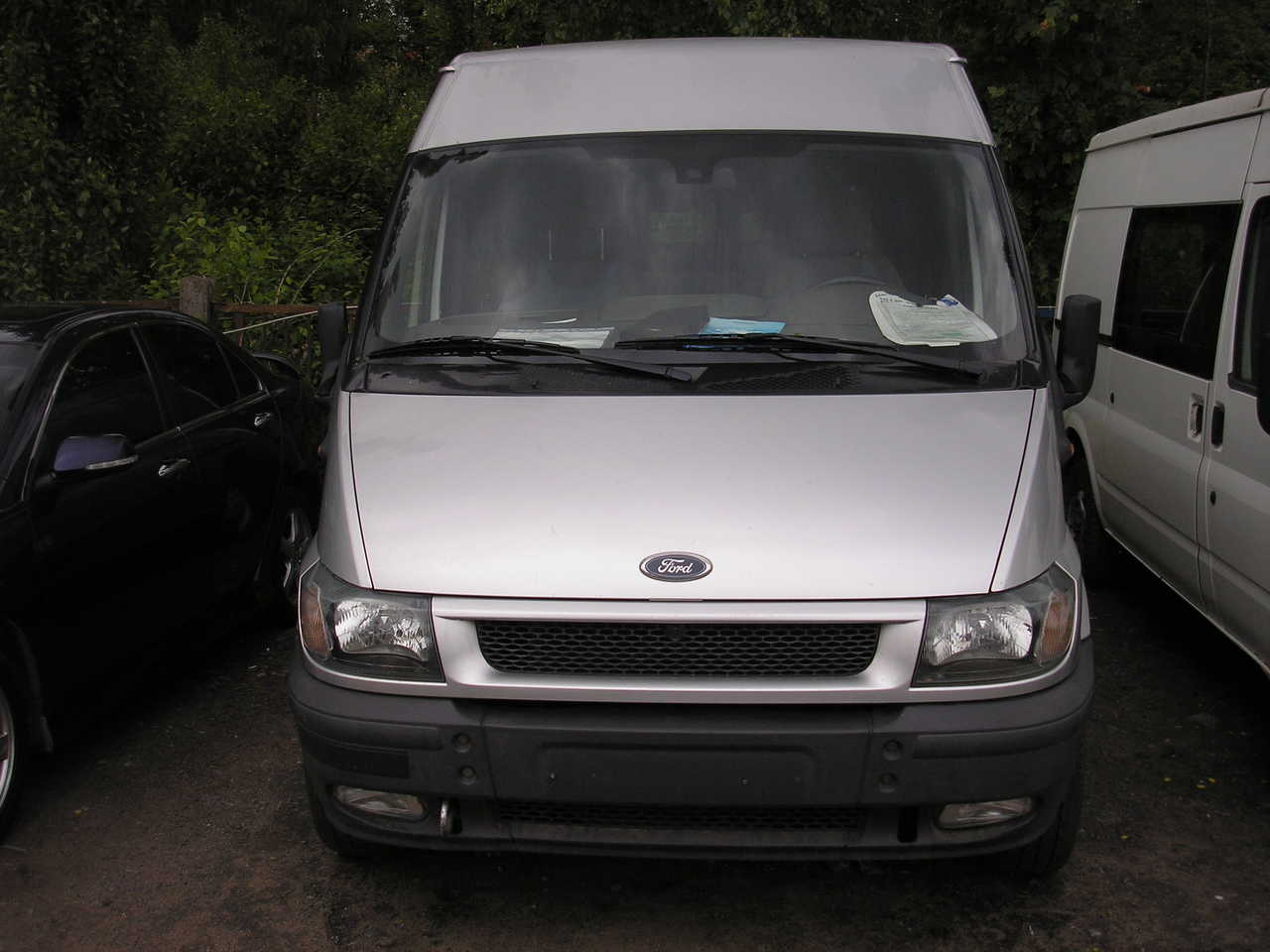 used 2002 ford transit photos 2 4 diesel fr or rr. Black Bedroom Furniture Sets. Home Design Ideas