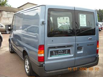 2003 FORD Transit Pictures