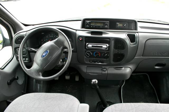 2005 Ford Transit Photos 2 4 Diesel Fr Or Rr Manual For Sale