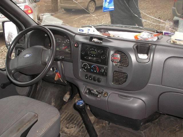 Van Horn Ford >> 2005 FORD Transit Pictures, 2.4l., Diesel, FR or RR ...