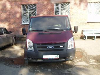 2006 FORD Transit Photos