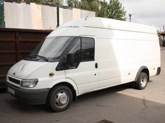 2006 FORD Transit Pictures
