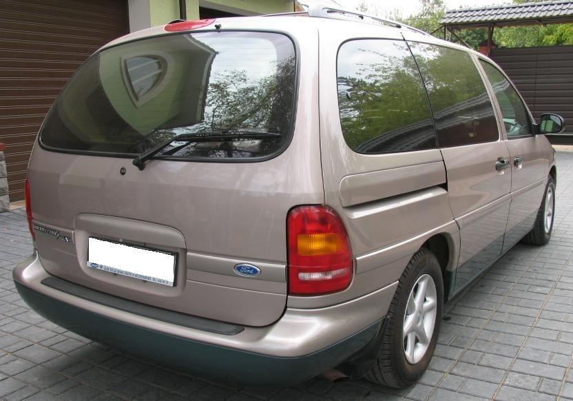 1995 ford windstar pictures 3cc gasoline ff automatic. Black Bedroom Furniture Sets. Home Design Ideas