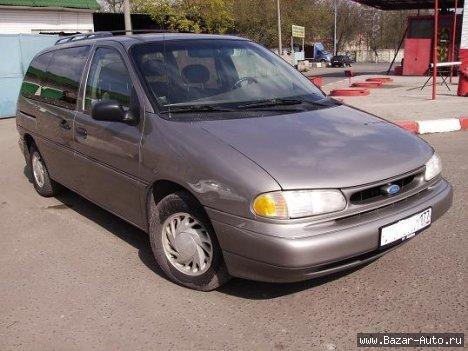 1995 ford windstar pictures 3800cc gasoline ff. Black Bedroom Furniture Sets. Home Design Ideas