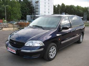 2000 ford windstar pictures 3000cc gasoline ff automatic for sale