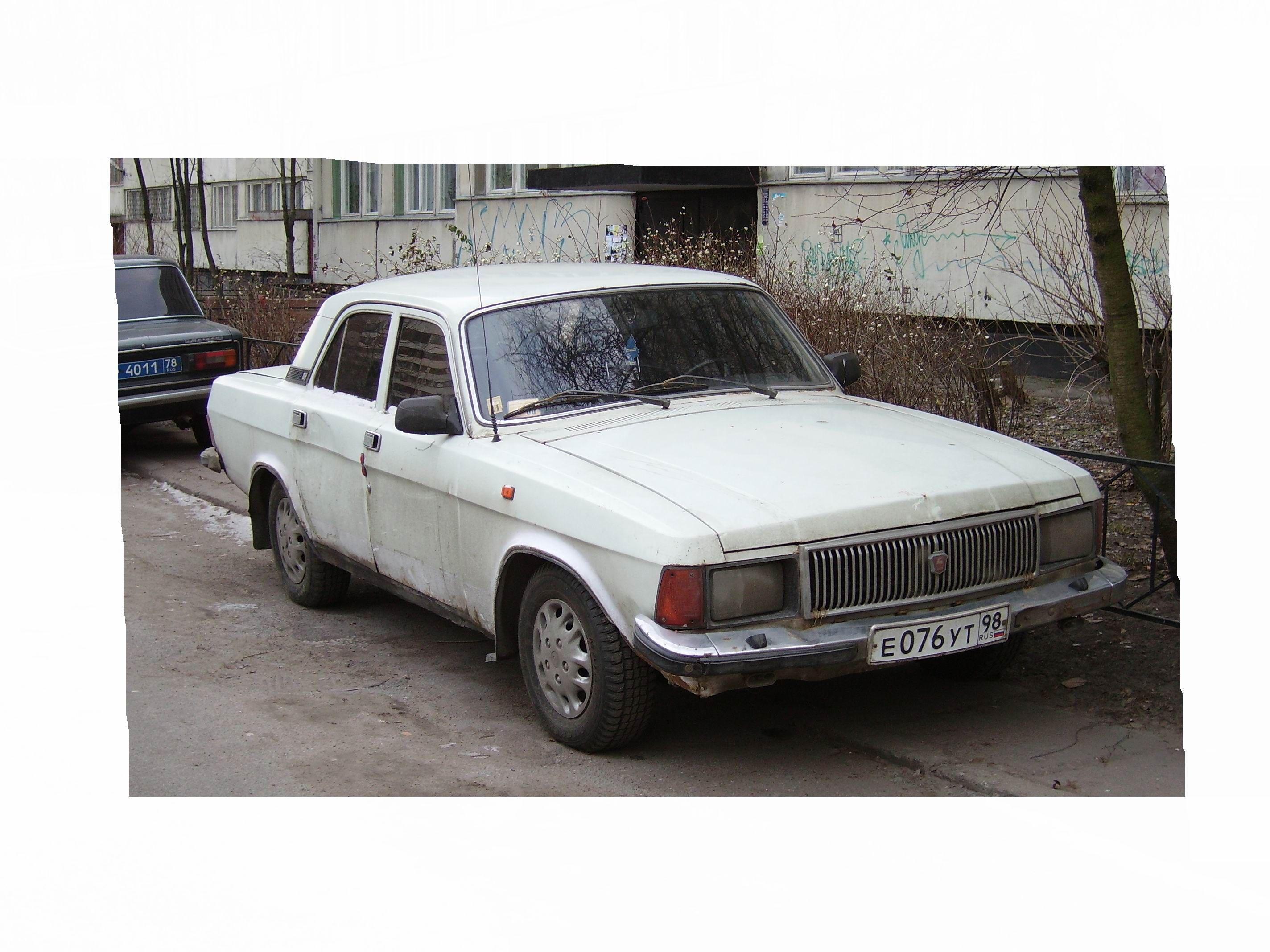 1995 GAZ 3102