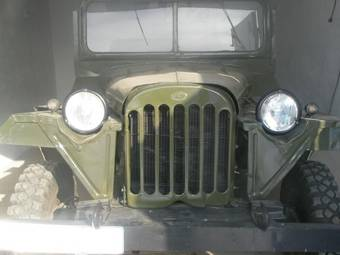 1959 GAZ 67 Photos