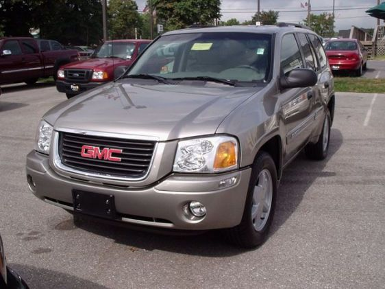 2002 gmc envoy pictures 4200cc gasoline automatic for sale. Black Bedroom Furniture Sets. Home Design Ideas