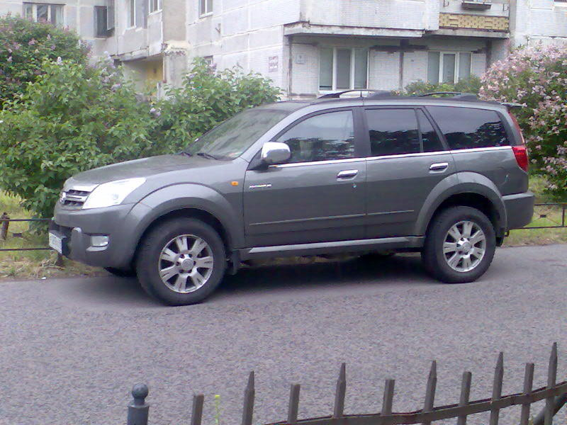 2007 Great WALL Hover Pictures, 2400cc., Gasoline, Manual For Sale