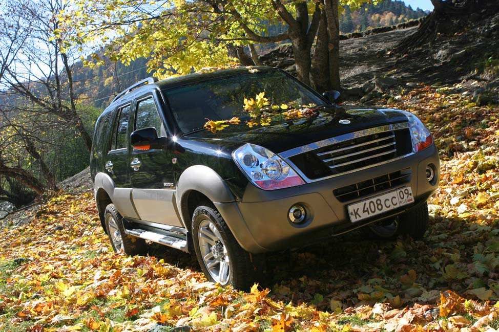 2010 Great WALL Hover Photos, 2.4, Gasoline, Manual For Sale
