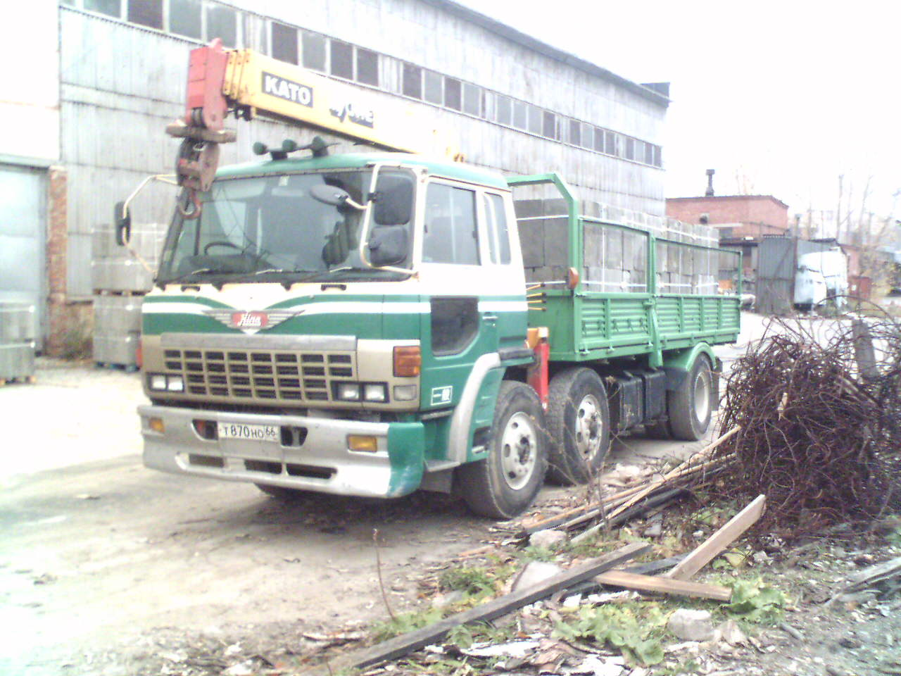 1992 Hino Ranger Pictures For Sale