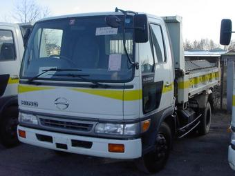 Hino 500 Series Workshop Manual
