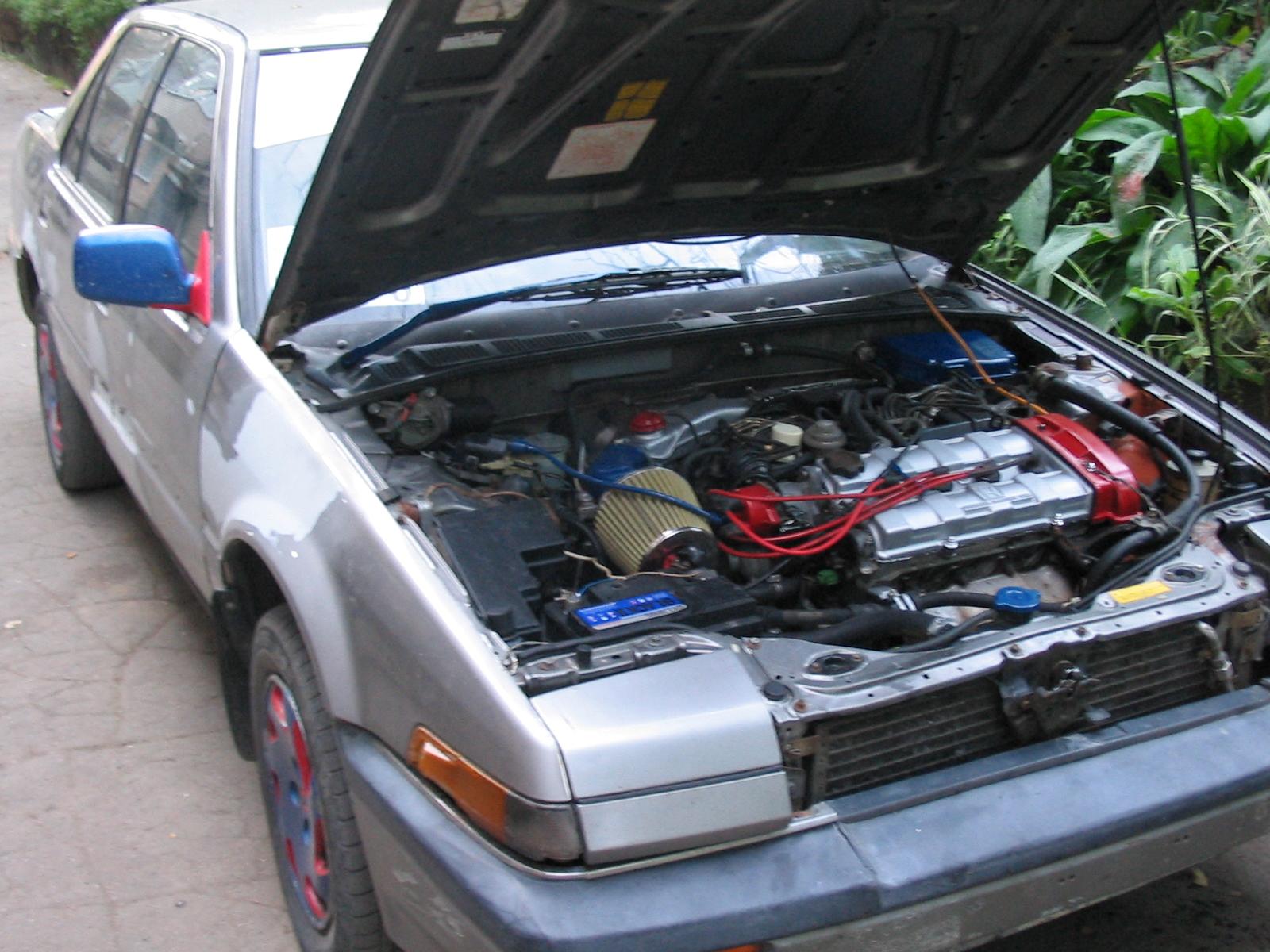 Kekurangan Honda Accord 1986 Tangguh