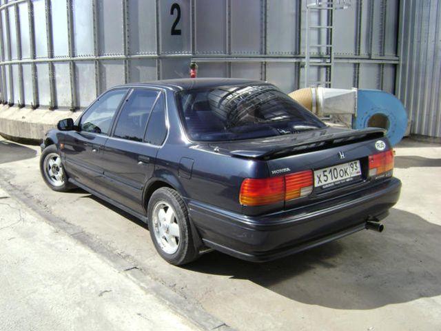1992 Honda Accord Pictures