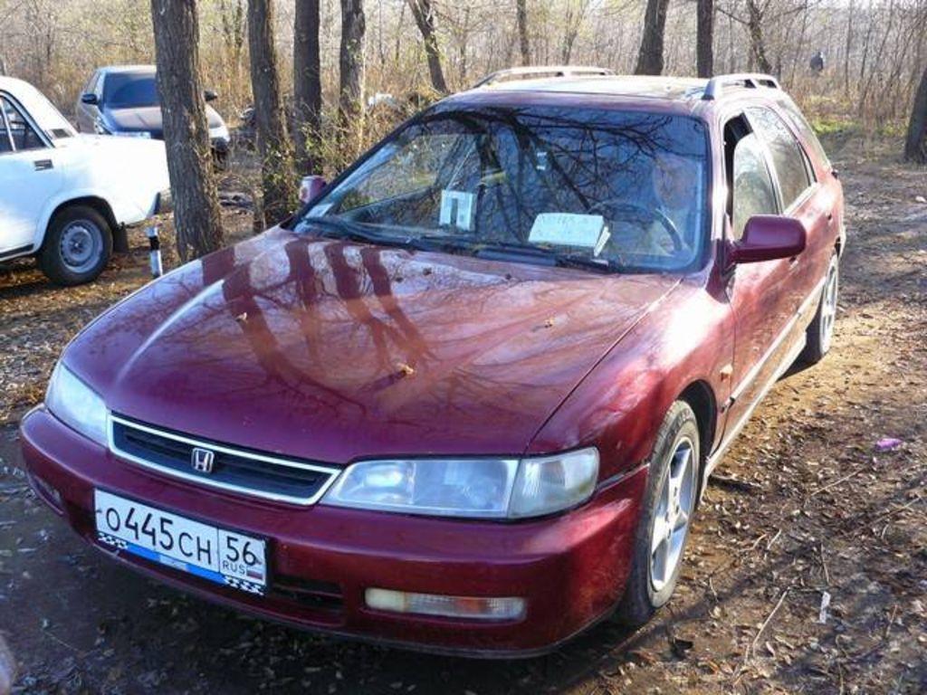 Honda honda accord 1996 : 1996 Honda Accord Pictures For Sale