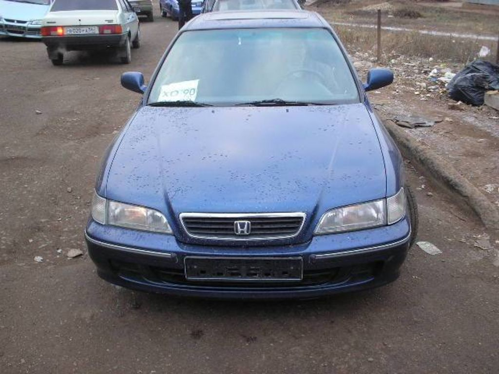 1996 Honda Accord Pictures, 2000cc., Diesel, FF, Manual For Sale