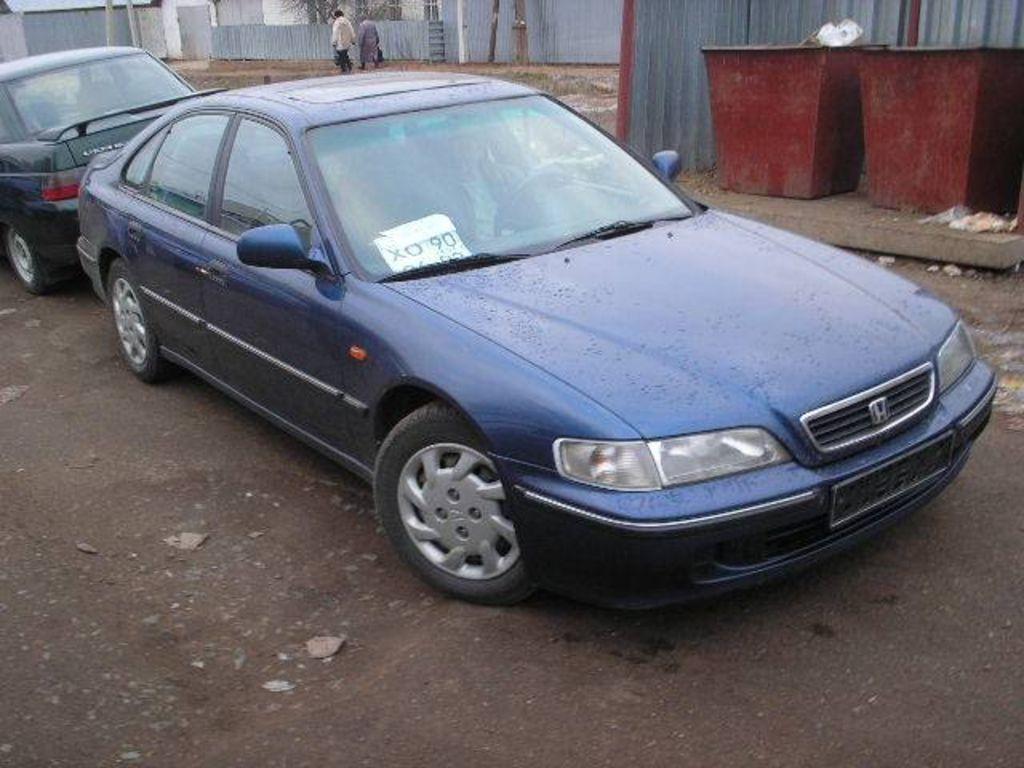 Curry's auto sales 1996 honda accord lx.