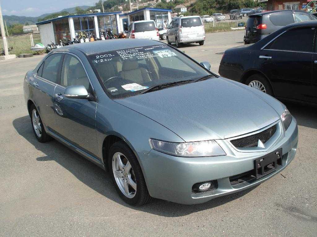 Used 2003 Honda Accord s 2400cc Gasoline FF