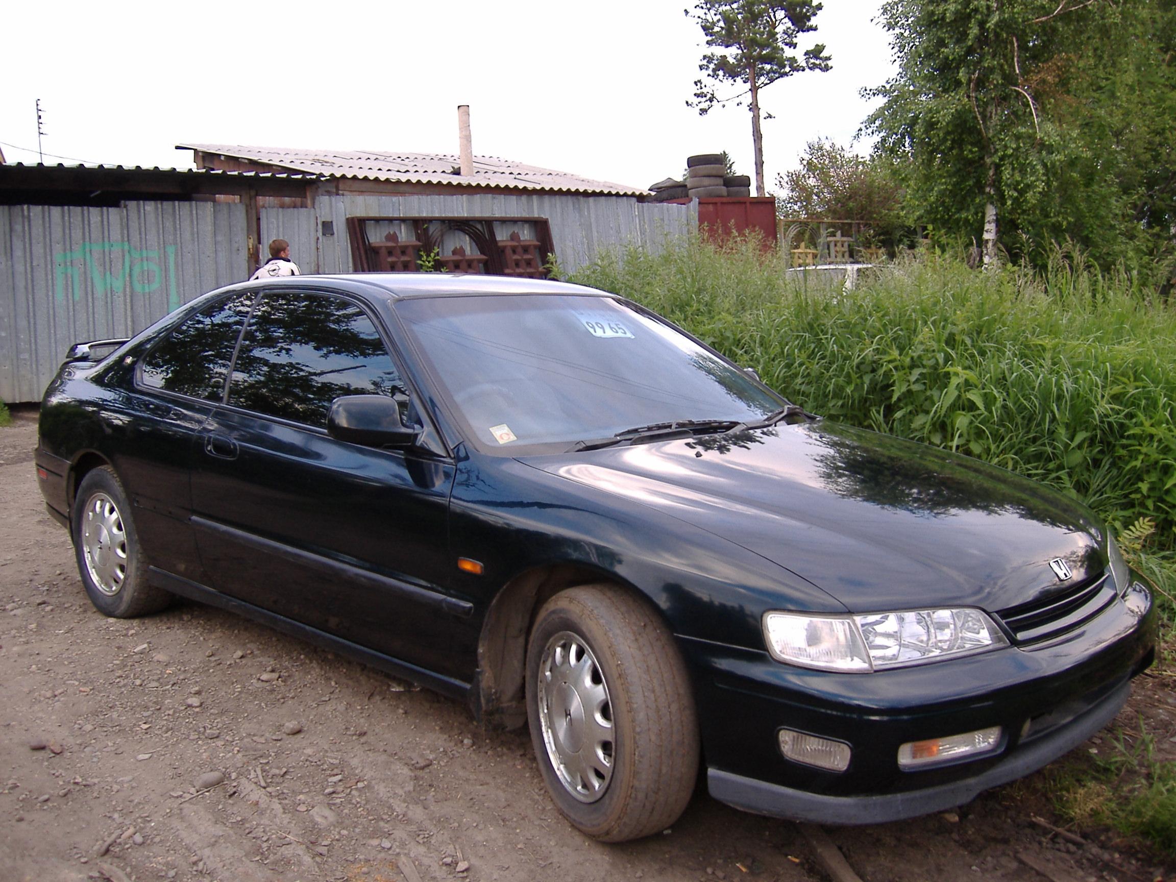 1995 Honda Accord Coupe