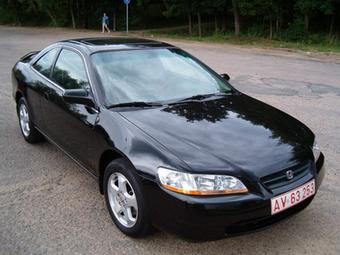 1998 honda accord coupe pictures gasoline ff automatic for sale. Black Bedroom Furniture Sets. Home Design Ideas