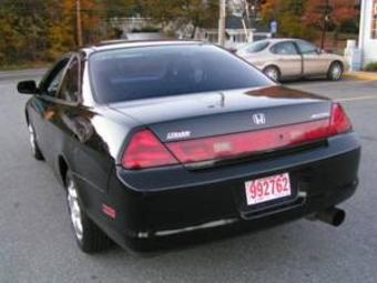 1999 Honda Accord Coupe