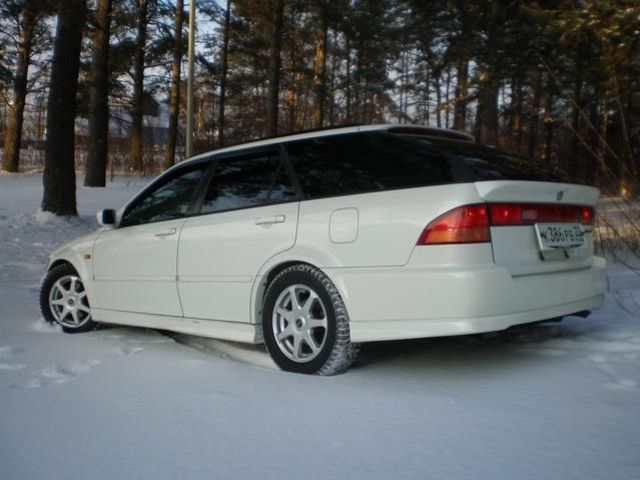 2000 Honda Accord Coupe Pictures