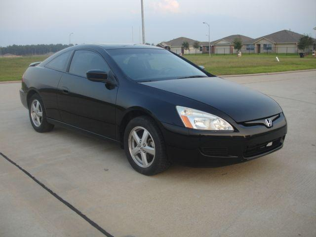 2003 honda accord coupe pictures gasoline ff automatic for sale. Black Bedroom Furniture Sets. Home Design Ideas