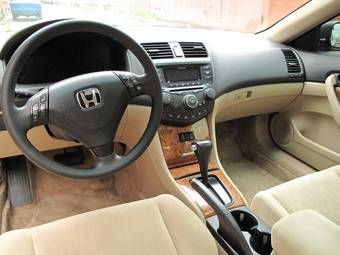 2004 Honda Accord Coupe For Sale, 2400cc., Gasoline, FF, Automatic