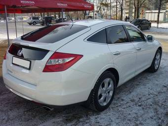 2011 Honda Accord Crosstour Pictures 3 5l Gasoline