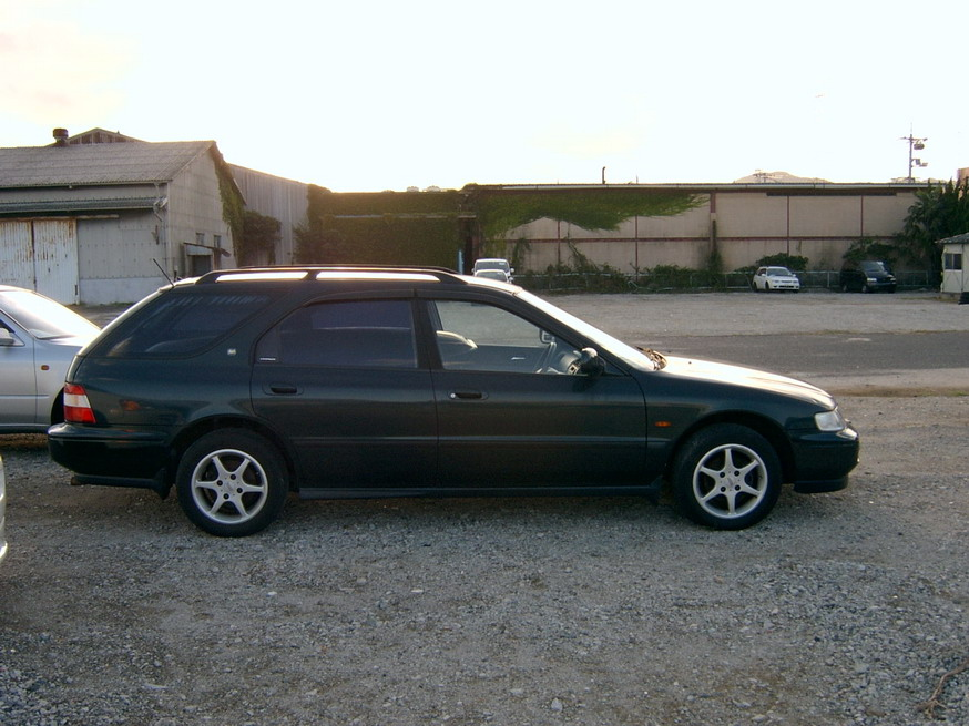 1994 honda accord wagon pictures 2200cc gasoline ff automatic for sale. Black Bedroom Furniture Sets. Home Design Ideas