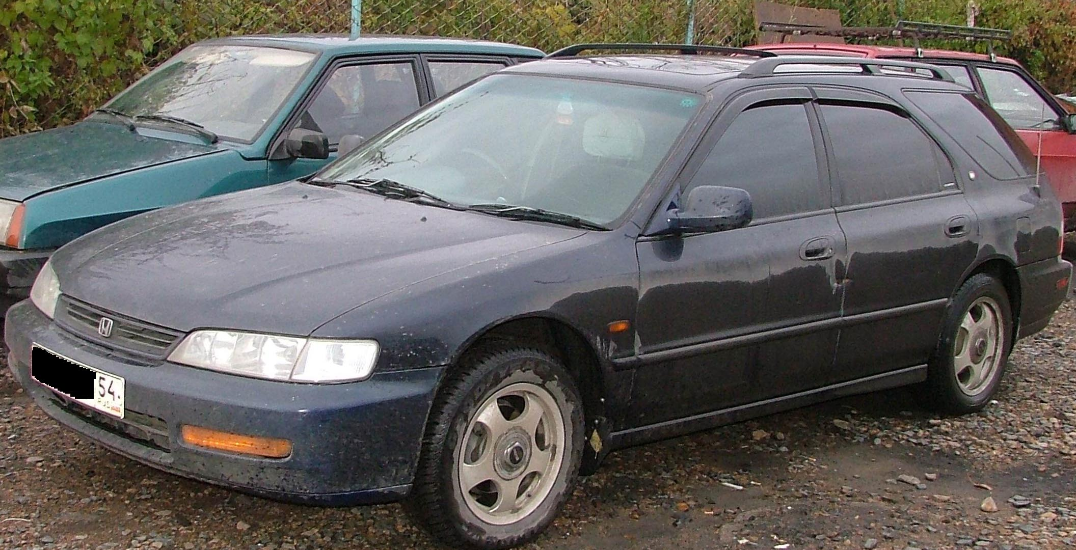 Honda Of Marysville >> 1995 Honda Accord Wagon Pictures, 2200cc., Gasoline, FF ...