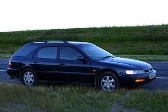 used 1996 honda accord wagon pics 2 2 gasoline ff automatic for sale. Black Bedroom Furniture Sets. Home Design Ideas