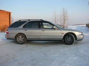 1997 honda accord wagon pictures gasoline ff automatic for sale. Black Bedroom Furniture Sets. Home Design Ideas