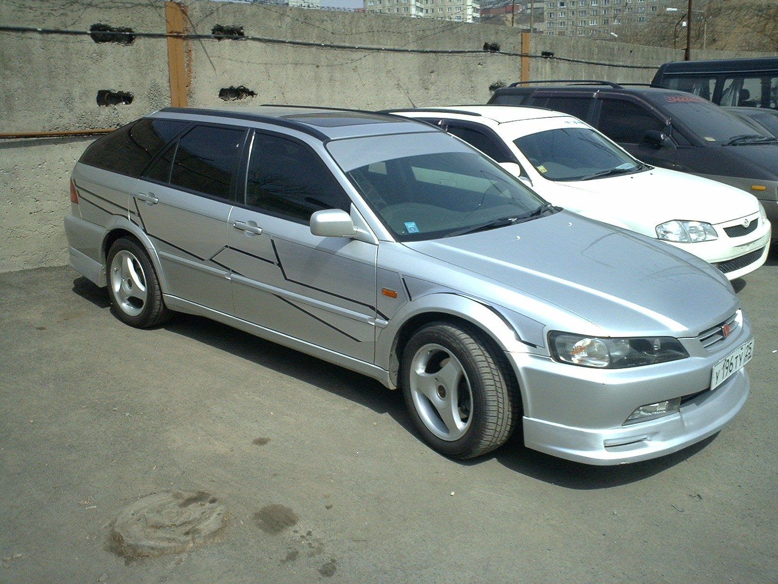1998 Honda Accord For Sale >> 1998 Honda Accord Wagon Pictures, 2300cc., Gasoline, FF, Automatic For Sale