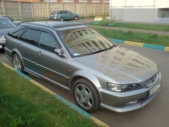 1999 honda accord wagon for sale 2300cc gasoline ff automatic for sale. Black Bedroom Furniture Sets. Home Design Ideas